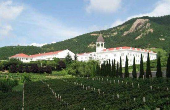 华东葡萄酒中国第一座欧式葡萄酒庄园