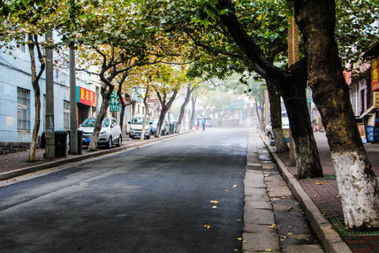 青岛旅游攻略——老城区私奔