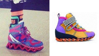 马克-雅可布副线品牌新鞋被指疑似抄袭