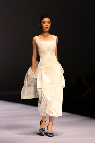 青岛国际时装周落幕 达成采购意向3.45亿