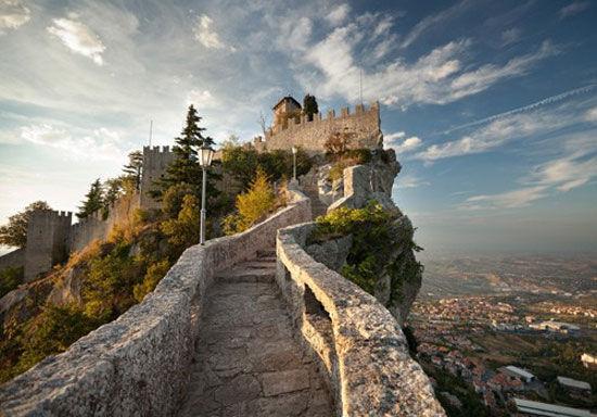 小国家大风景全球最迷人的9个精致小国