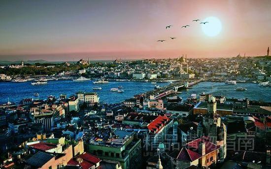 伊斯坦布尔咖啡向西红茶向东