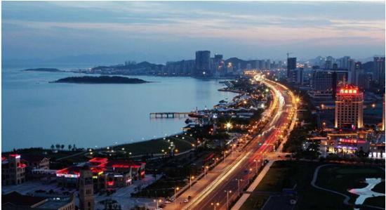 青岛西海岸新区方案出炉