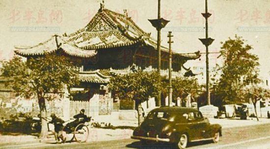 青岛曾有七座天后宫