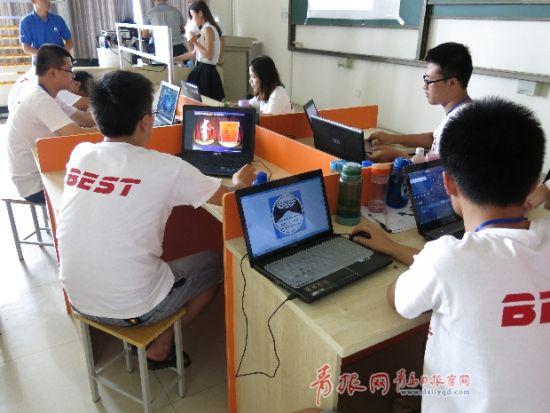 青岛大学生创业精英计划火热进行
