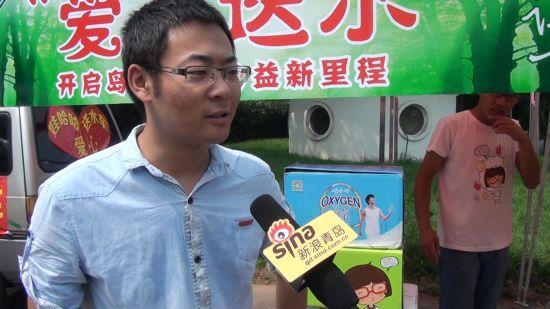 感谢杭州娃哈哈集团青岛办事处的爱心小伙伴