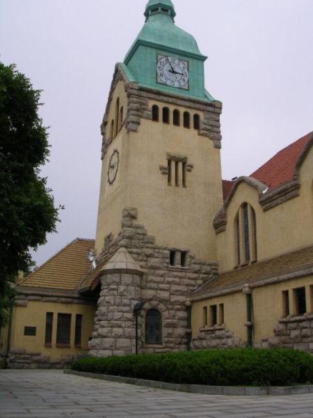 青岛基督教堂
