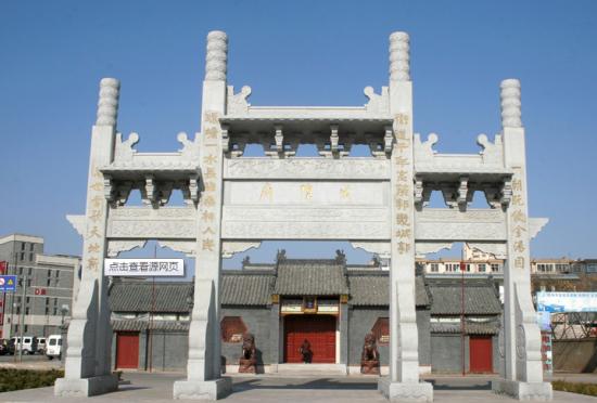 青岛深度游之胶州城隍庙