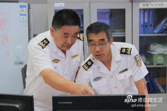 青岛海事局辖区岸线长度约839公里,货运码头泊位超过200个.