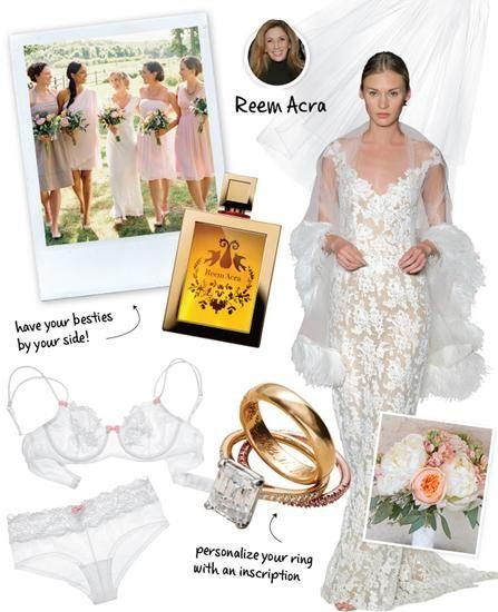 设计师ReemAcra给你婚礼的10个建议