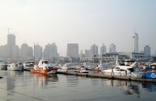 青岛帆船之都奥林匹克帆船中心