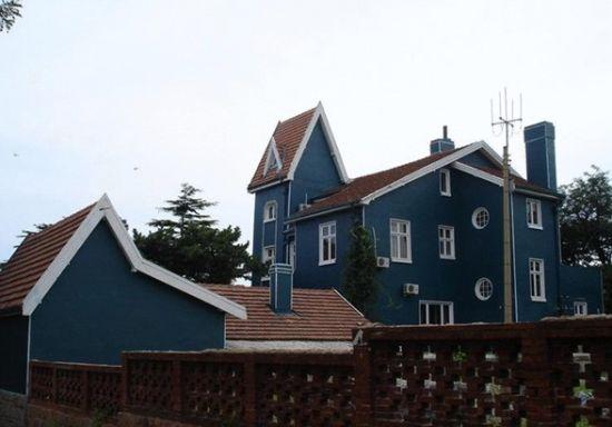 丹麦式建筑风格别墅青岛公主楼