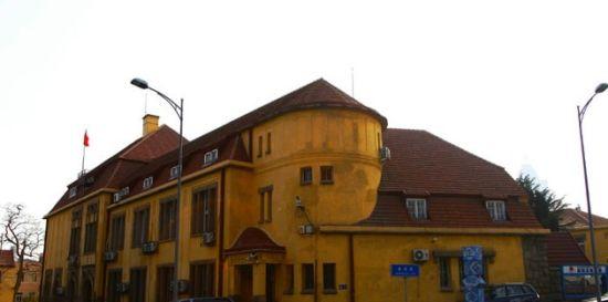 青岛老建筑胶州帝国法院旧址