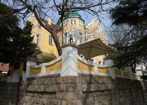 二战时期青岛惟一外国领事馆