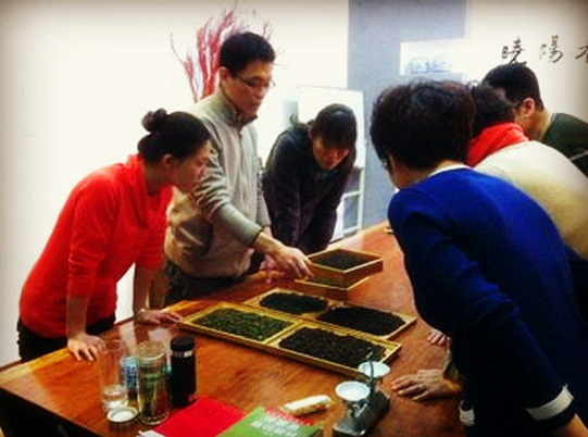 刘巍:毕业于青岛农业大学茶学专业