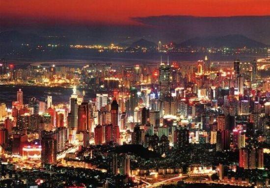 到青岛旅游不得不看的夜景