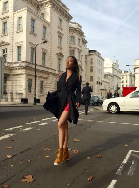 """伦敦""""时装周""""穿什么"""