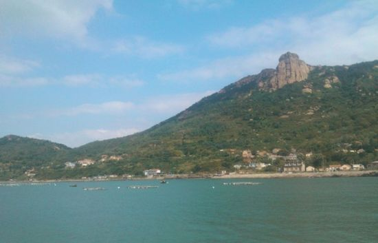 青岛冬季旅游渔家风情灵山岛