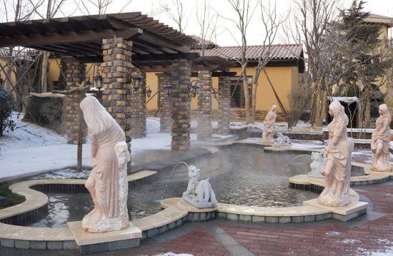 青岛海水温泉:即墨香根温泉