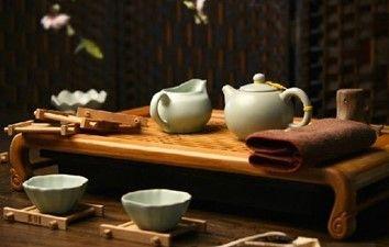茶壺和公道杯